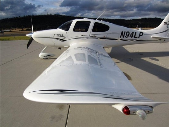 cirrus sr22 g2 gts specifications cabin dimensions speed cirrus